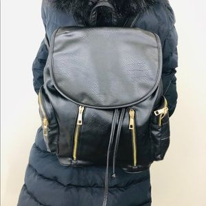 Dream Control Vegan Leather Backpack
